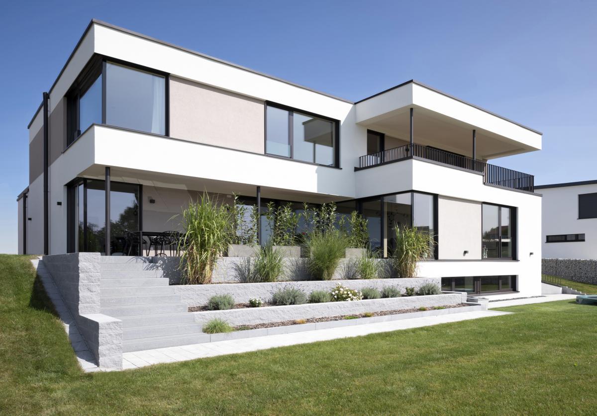 Ein richtiges Haus. — 4