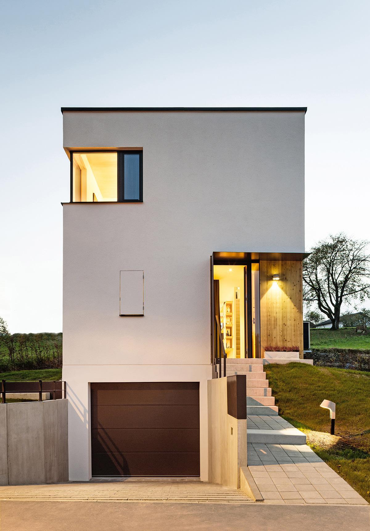 Das kleine Haus. — 1