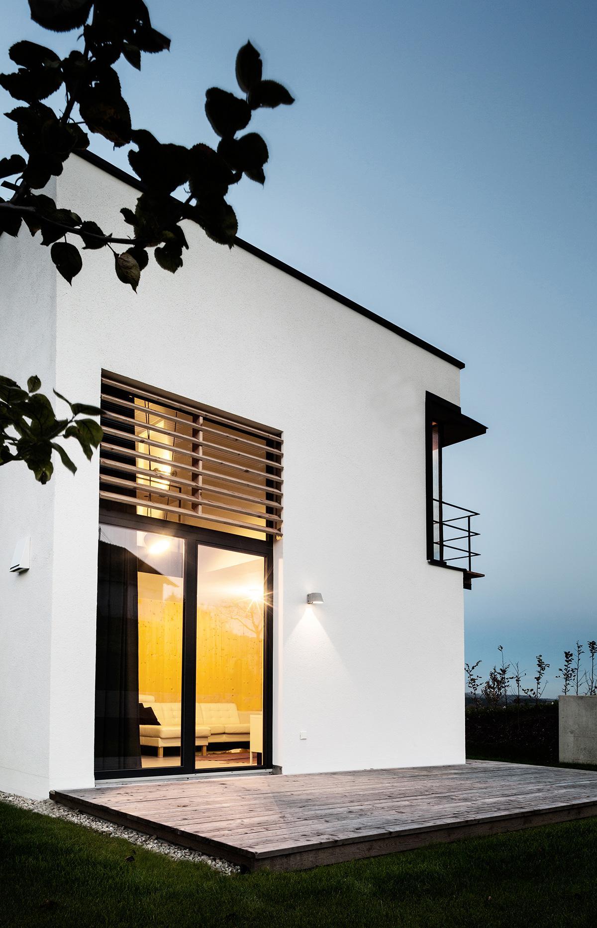 Das kleine Haus. — 2