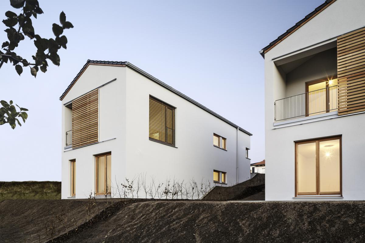 Ja, ein Bauträgerhaus. — 5